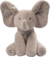 Купить Gund Мягкая игрушка Flappy The Elephant 30, 5 см, Мягкие игрушки