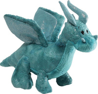 Купить Gund Мягкая игрушка Rubble Teal Dragon 17, 5 см, Enesco, Мягкие игрушки