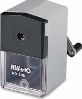 Купить KW-trio Точилка 305A цвет серый, KW-Тrio, Чертежные принадлежности