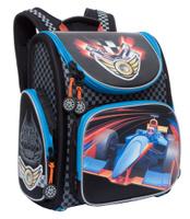 Купить Grizzly Ранец школьный RA-770-5/1, Ранцы и рюкзаки