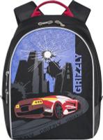 Купить Grizzly Рюкзак дошкольный цвет красный RS-734-1/1, Ранцы и рюкзаки