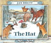 Купить The Hat, Зарубежная литература для детей