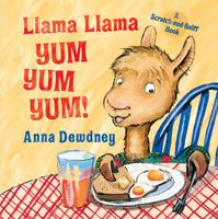 Купить Llama Llama Yum Yum Yum!, Зарубежная литература для детей