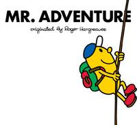 Купить Mr. Adventure, Зарубежная литература для детей