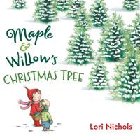Купить Maple & Willow's Christmas Tree, Зарубежная литература для детей