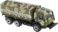 Купить ТехноПарк Автомобиль КамАЗ Вооруженные силы, Машинки