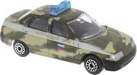 Купить ТехноПарк Автомобиль Lada Priora Вооруженные силы, Машинки
