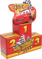 Купить Disney Коробка подарочная складная Настоящему чемпиону Тачки 30 х 8 х 22 см, Подарочная упаковка