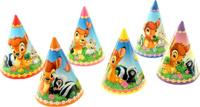 Купить Disney Набор колпаков Бемби 6 шт, Колпаки и шляпы