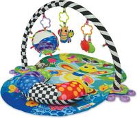 Купить Lamaze Развивающий коврик Светлячок Фредди, Развивающие коврики