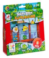 Купить Bondibon Обучающая игра Angry Birds Playground Наверху