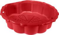 Купить Mochtoys Песочница-бассейн цвет красный, Игровые комплексы