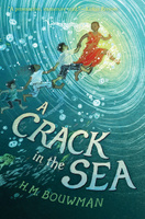 Купить A Crack in the Sea, Фэнтези для детей