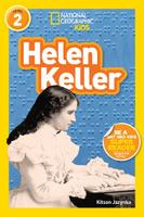 Купить National Geographic Readers: Helen Keller (Level 2), Биографии известных личностей для детей