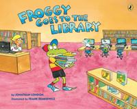 Купить Froggy Goes to the Library, Зарубежная литература для детей
