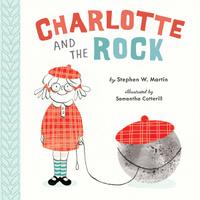 Купить Charlotte and the Rock, Зарубежная литература для детей