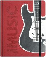 Купить Greenwich Line Дневник для музыкальной школы Applique Гитара, Дневники