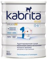 Купить Kabrita Gold 1 смесь для кормления от 0 до 6 месяцев, 800 г, Заменители материнского молока и сухие смеси