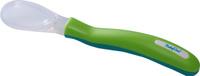 Купить BabyOno Ложка для кормления цвет салатовый 257, Детская посуда и приборы