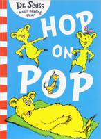 Купить Hop On Pop, Зарубежная литература для детей