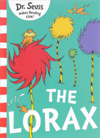 Купить The Lorax, Зарубежная литература для детей