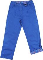 Купить Брюки для девочек Cherubino, цвет: голубой. CK 7T021. Размер 98, Одежда для девочек