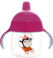 Купить Philips Avent Волшебная чашка-непроливайка для детей от 12мес., розовый SCF753/00