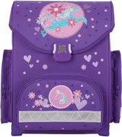 Купить Tiger Enterprise Ранец школьный Лошадка цвет фиолетовый, Tiger Family, Ранцы и рюкзаки
