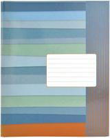 Купить Action! Тетрадь со сменным блоком Полосатая тема 160 листов в клетку, Тетради