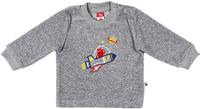 Купить Джемпер для мальчика Cherubino, цвет: серый меланж. CWN 61236 (131). Размер 62, Одежда для новорожденных