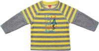Купить Джемпер для мальчика Cherubino, цвет: серый меланж. CWB 61491. Размер 80, Одежда для новорожденных