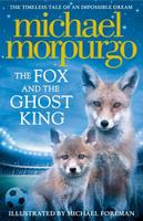 Купить The Fox and the Ghost King, Зарубежная литература для детей