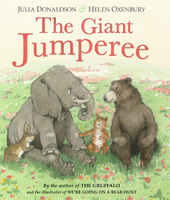 Купить The Giant Jumperee, Зарубежная литература для детей