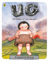 Купить UG: Boy Genius of the Stone Age and his Search for Soft Trousers, Комиксы для детей