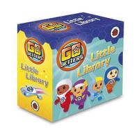 Купить Go Jetters: Little Library, Книги по мультфильмам и фильмам