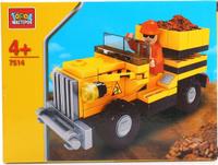 Купить Город мастеров Конструктор Самосвал AA-7514-R, Shantou City Daxiang Plastic Toy Products Co., Ltd, Конструкторы