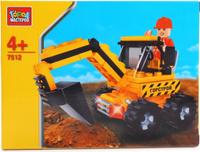 Купить Город мастеров Конструктор Экскаватор AA-7512-R, Shantou City Daxiang Plastic Toy Products Co., Ltd, Конструкторы