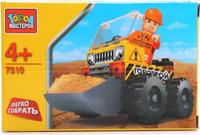 Купить Город мастеров Конструктор Мини-экскаватор, Shantou City Daxiang Plastic Toy Products Co., Ltd, Конструкторы