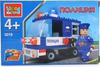 Купить Город мастеров Конструктор Фургон, Shantou City Daxiang Plastic Toy Products Co., Ltd, Конструкторы