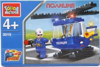 Купить Город мастеров Конструктор Вертолет, Shantou City Daxiang Plastic Toy Products Co., Ltd, Конструкторы