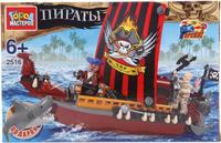 Купить Город мастеров Конструктор Корабль AA-2516-R, Shantou City Daxiang Plastic Toy Products Co., Ltd, Конструкторы
