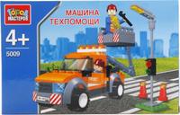Купить Город мастеров Конструктор Машина техпомощи, Shantou City Daxiang Plastic Toy Products Co., Ltd, Конструкторы