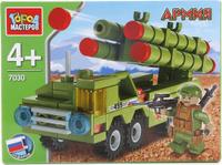 Купить Город мастеров Конструктор Армия ЗРК, Shantou City Daxiang Plastic Toy Products Co., Ltd, Конструкторы