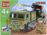 Купить Город мастеров Конструктор Армия Гаубица, Shantou City Daxiang Plastic Toy Products Co., Ltd, Конструкторы