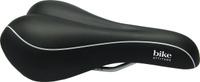 Купить Седло велосипедное Bike Attitude 3137A , мужское, цвет: черный, Седла, штыри и накладки