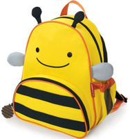 Купить Skip Hop Рюкзак дошкольный Пчела, Skip Hop Inc., Ранцы и рюкзаки