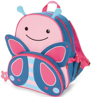 Купить Skip Hop Рюкзак дошкольный Бабочка, Skip Hop Inc., Ранцы и рюкзаки