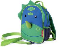 Купить Skip Hop Рюкзак дошкольный Динозавр с поводком, Skip Hop Inc., Ранцы и рюкзаки