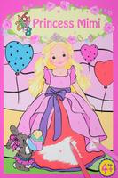 Купить My Style Princess: Princess Mimi's / Принцесса Мими. Раскраска по номерам (+ наклейки), Раскраски с принцессами, куклами, Барби