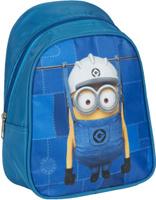 Купить Universal Миньоны Рюкзак дошкольный цвет синий, Росмэн, Ранцы и рюкзаки